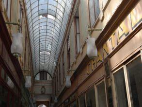 Verrière - Passage du Bourg l'Abbé - Visite guidée Paris