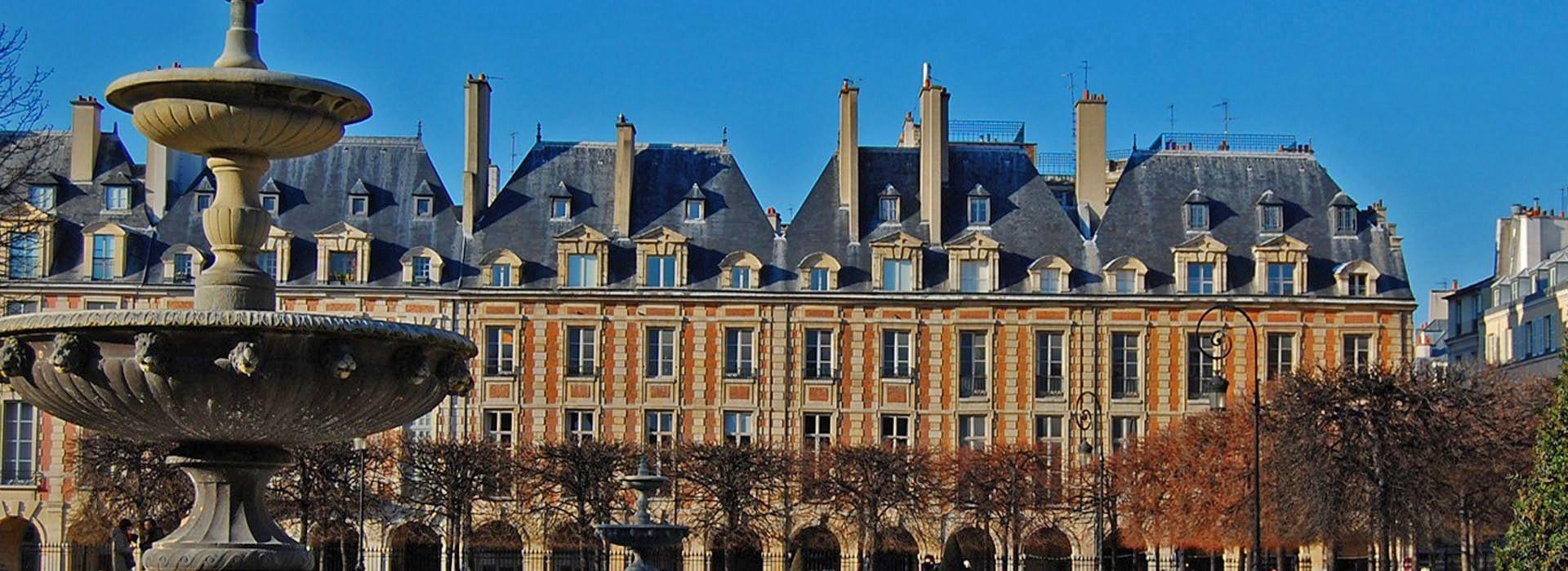 Le Marais aristocratique