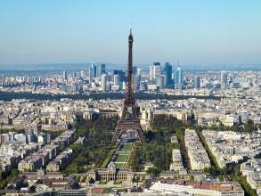 Paris vu d'en haut- visite guidée paris