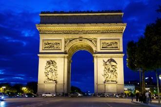 arc de Triomphe- visite guidée paris