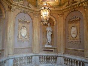 Hôtel Païva - Escalier