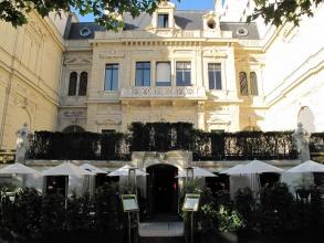 Hôtel Païva - Façade
