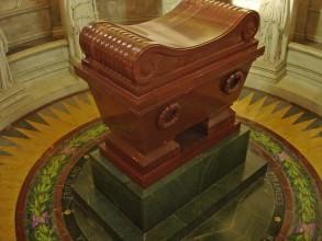 tombeau de Napoléon aux Invalides- visite guidée paris
