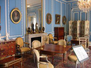 Musée Carnavalet - Salon bleu - Visite guidée Paris