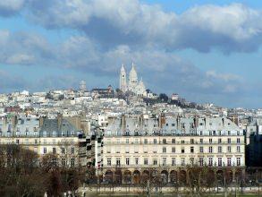 Paris à vol d'oiseau - Visite guidée Paris