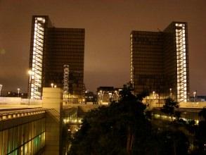 Bibliothèque François Mitterrand - De nuit - Visite guidée Paris