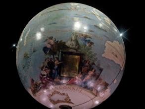 Bibliothèque François Mitterrand - Globe Coronelli - Visite guidée Paris