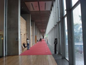 Bibliothèque François Mitterrand - Salle de lecture - Visite guidée Paris