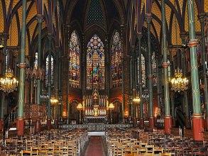 Église Sainte-Cécile-Saint-Eugène - Visite guidée Paris