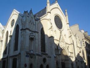 Faubourg-Poissonnière - Église Saint-Eugène Sainte-Cécile - Visite guidée Paris