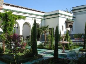 Grande Mosquée - Jardins - Visite guidée Paris
