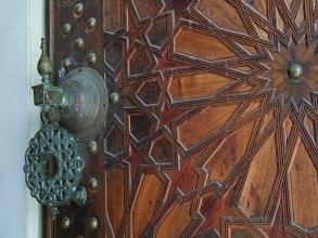 Grande Mosquée - Porte - Visite guidée Paris
