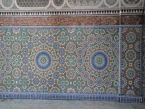 Grande Mosquée - Zéliges - Visite guidée Paris