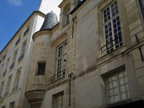 Hôtel de Fécamp - Visite guidée Paris