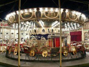 vélocipède du musée arts forains- visite guidée paris